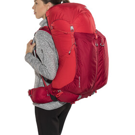 The North Face Banchee 50 - Mochila - rojo